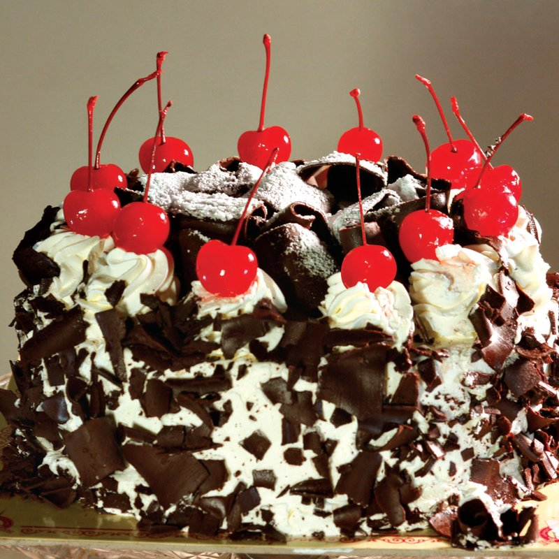 Red Platter Black Forest Supreme