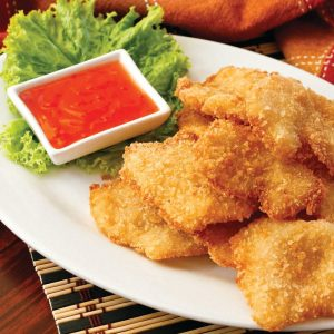 Red Platter Crispy Fish Fillet