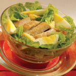 Red Platter Grilled Chicken Caesar Salad