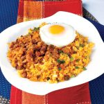 Red Platter Sisig Rice