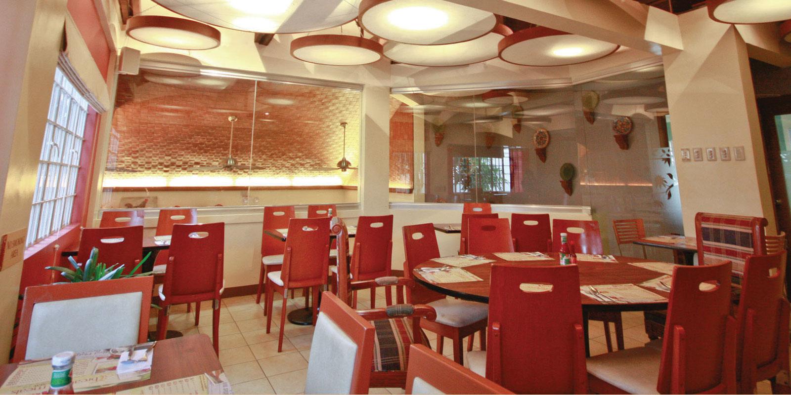 About Red Platter Restaurant