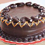 Red Platter Chocolate Indulgence