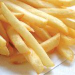 Red Platter Crispy Fries